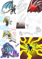This dump shows I am a fan of things by Doomdrao