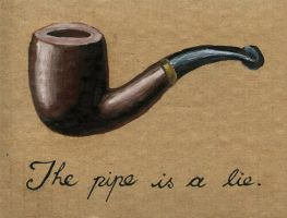The Pipe Is A Lie by sobeyondthis