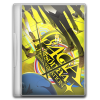Persona 4 The Golden Animation Anime Folder Icon by StazDWeller