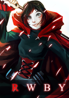 RWBY - Ruby by 4th-reset