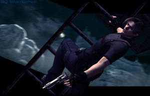 Leon S Kennedy by WarriorFire