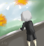 Young Gokudera - Contest entry by Voiii