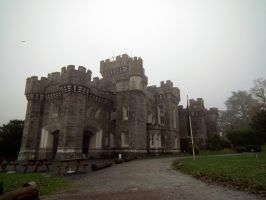 wray castle mist by harrietbaxter