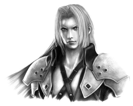 sephiroth by Dark-Angel-Du