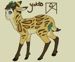 Yahto Sketch by RabiesRai