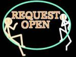 request open button by yaozhim