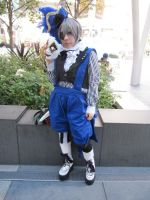 Ciel Phantomhive by archangelselect