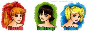 PPG:: A different style :: by Innerd