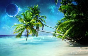 Beach Dream Paradiz by MastersBluez