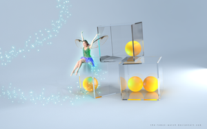 Fairy 3D Magical Cube by THE-LEMON-WATCH