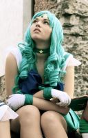 Sailor Neptune by ValentinaEarnshaw