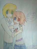 Double Coloured by Nanoha4ever