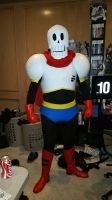 Papyrus full body by TheMagicPie