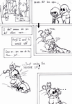 NoLifeTale 6 P1-On the edge of the knife (preview) by Reniei