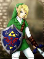 Hero Of Time by minor-heaven