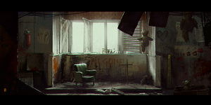 HAUNTED_HOUSE_ROOM by donmalo