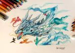 163- Sky Dragon by Lucky978