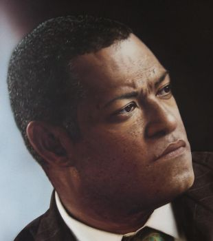 Laurence Fishburne by Graphxstudio