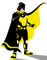 Hourman Redesign by onecoyote