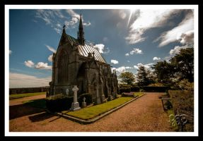 Vicarsford Chapel by SnapperRod