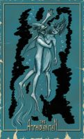 The Amphibian Man by SkyWookiee