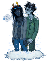 its freezing out here by briGriv