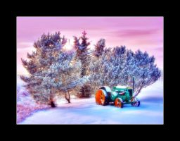 Frosty and Forlorn by Chaotic--Serenity