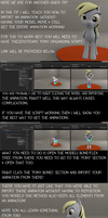 SFM Quick Tip: Better Import Animations by Sarcastic-Brony