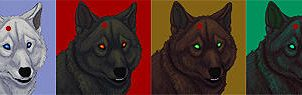premade canine SOLD by 067015089
