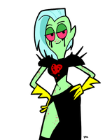 Wander Over Yonder - Lord Dominator 03 by theEyZmaster