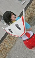TF Cosplay Starscream 04 by Radezki