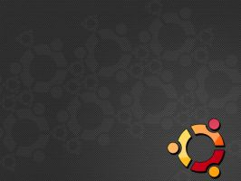 Ubuntu Chemistry Wallpaper by mzm