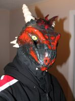Argonian Cosplay WIP by TheCuraga