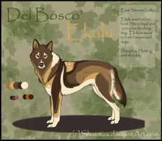 Del Bosco' Ekalu by Sharaiza