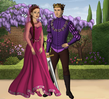 Me and My Prince by cartoon-girl-2010