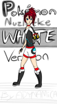 Pokemon Nuzlocke White Cover by ADYNAMICA