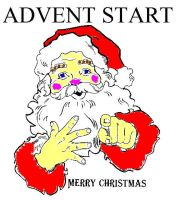 START ADVENT by returnofadamspong