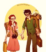 -Grown-up Moonrise Kingdom- by HennaLucas