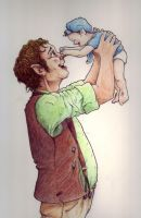 Samwise and Frodo by ringbearer80