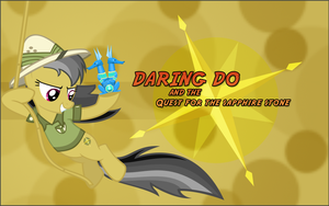 Daring Do wallpaper by Timexturner