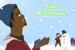 Happy Holidays!!! by LordofTheSouls