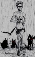 He Ran Forever by HeStoppedTheRain