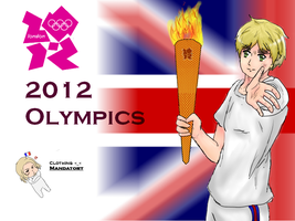 London Olympics - Hetalia by Goldenfern