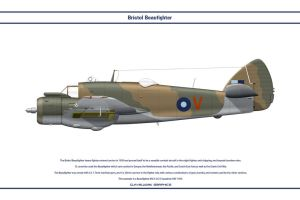 Beaufighter GB 22 Sqn 1 by WS-Clave