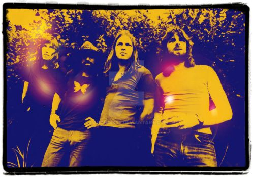 Pink Floyd by Paranoia29
