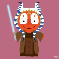 ADC: Shaak Ti by striffle