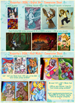 2016 Commission Prices [OPEN!] by reaperfox