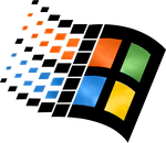 Mid to Late 90s Windows Logo by mattatobin