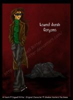 Laurel Jersh, Gorgona by IngwellRitter