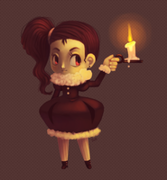 candle by junawashere